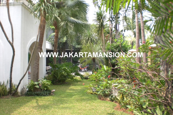 House for Rent in Kuningan Jakarta