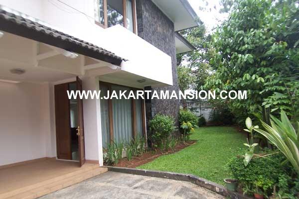 House at Kemang for Rent