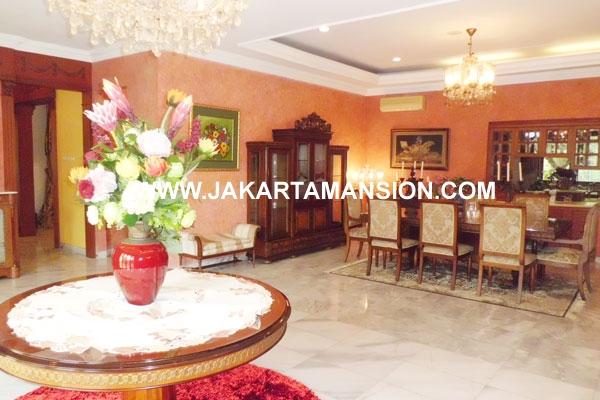 Rumah Patra Kuningan Jakarta dijual