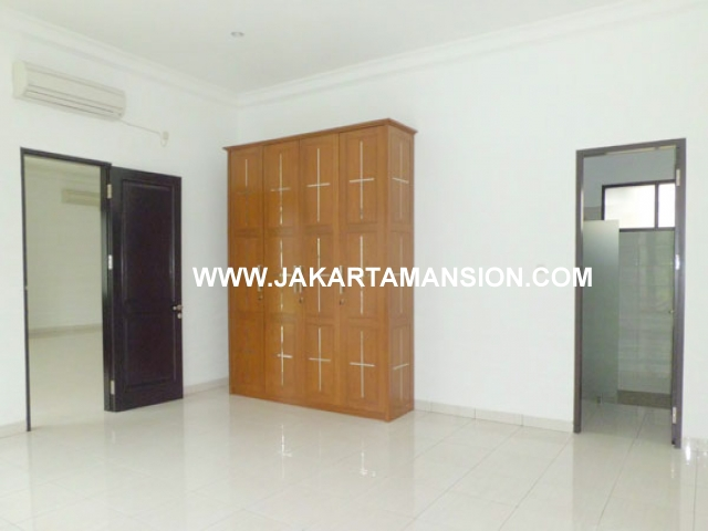 HR360 House for rent at kemang