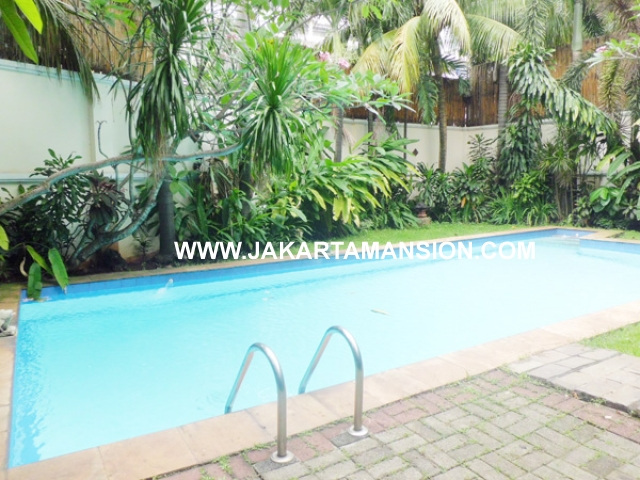 House for rent at kemang