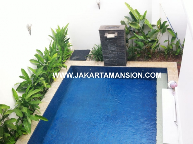 Compound for rent at Pondok Indah
