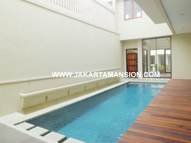 Town House for rent at kemang