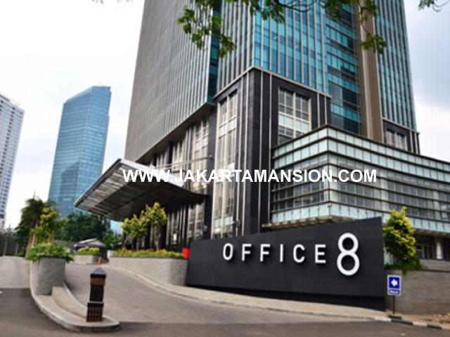 Kantor Office 8 Senopati SCBD Sudirman Dijual