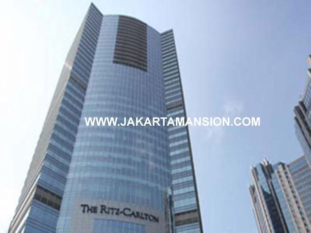 Apartemen Pacific Place Ritz Carlton SCBD Sudirman Dijual