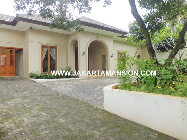 House for rent at Ampera Kemang