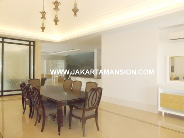 House for rent at Kemang Suitable to Embassy