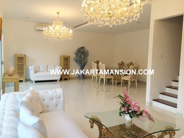House for rent at Cilandak Close to JIS Pondok Indah