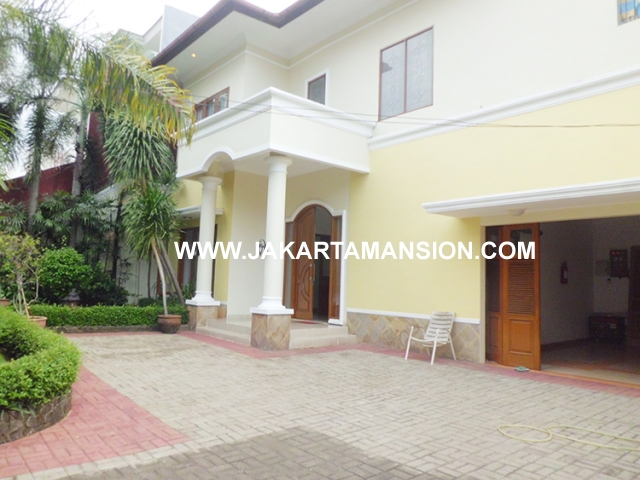 House for rent at Kemang