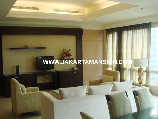Apartemen Sudirman SCBD Suite Senopati Dijual
