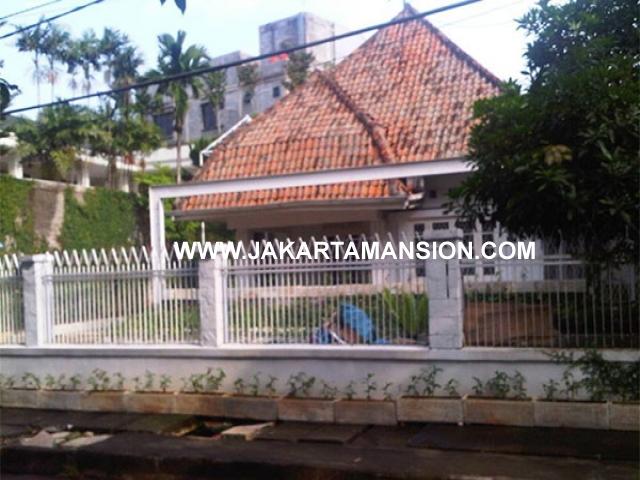 Rumah Jalan Teuku Umar Menteng Luas 2800m Dijual