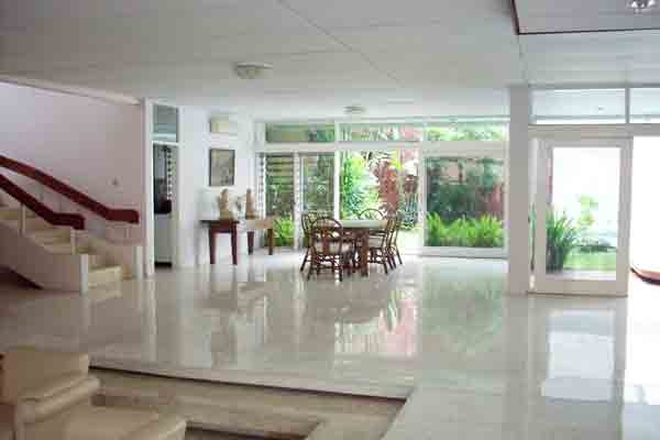 House at Senayan Jakarta for Rent