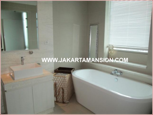 Apartment Residence 8 for rent at Senopati SCBD Kebayoran Baru
