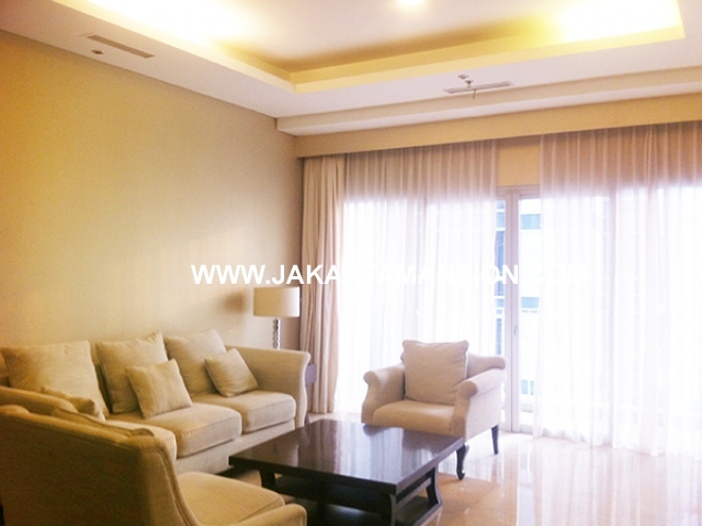Capital Residence for rent at Sudirman Central Business District