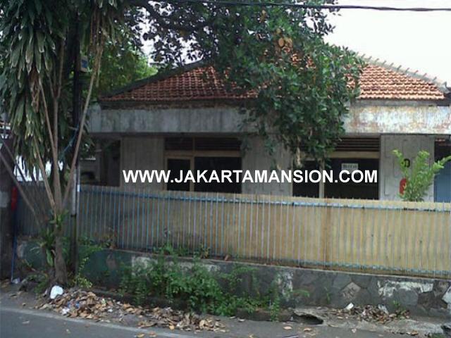 Rumah Tua Jalan Imam Bonjol Menteng Dijual Jarang ada