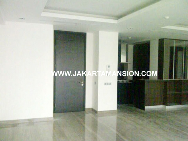 Apartement Kemang Village tower Bloomington Brand New Unit Hook 4 bedrooms Dijual