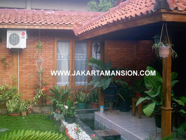 Rumah Menteng Jalan TANJUNG Dijual Hitung Tanah