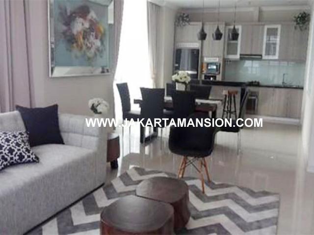 Apartement Kemang Village tower Ritz 2 bedrooms Dijual