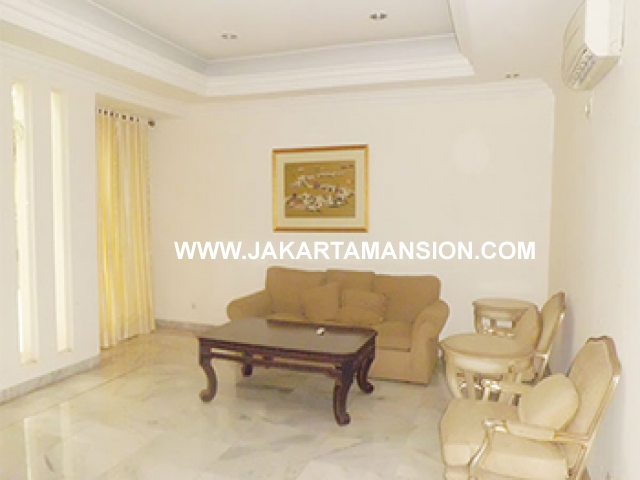 HR541 House for rent at Kuningan Suitable to Embassy Close to CBD Kuningan