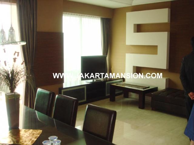 Apartement Pakubuwono Residence 2 bedrooms Dijual Disewakan Sale Rent