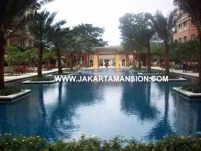 Apartement Pakubuwono Residence 2 bedrooms + study room Dijual Disewakan Sale Rent