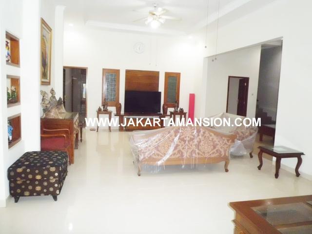 Rumah Jalan Prapanca 2 Brawijaya Dharmawangsa Dijual
