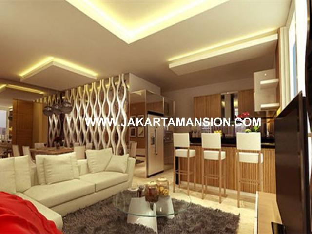 Apartement Senopati Penthouse Residence SCBD Kebayoran Baru Dijual Disewakan Sale Rent