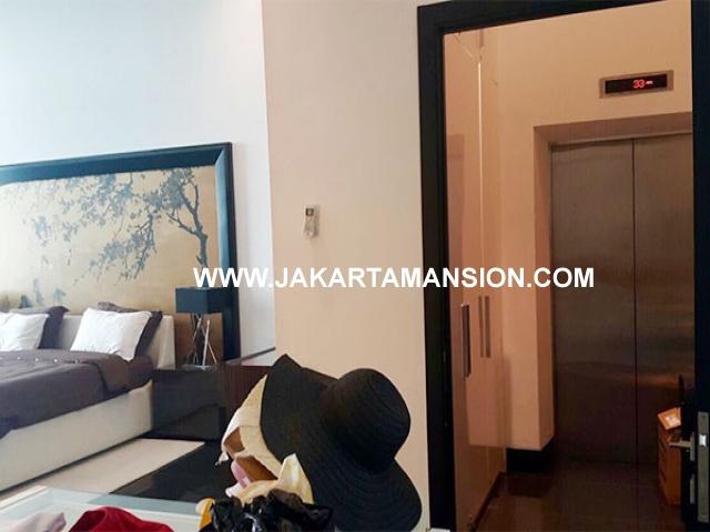 Luxury Penthouse Apartement Kemang Village dengan 2 Lift Dijual For Sale
