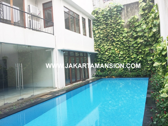 House for rent at Senayan