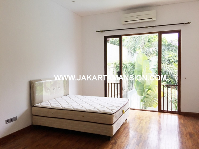 Compound for rent at Kemang