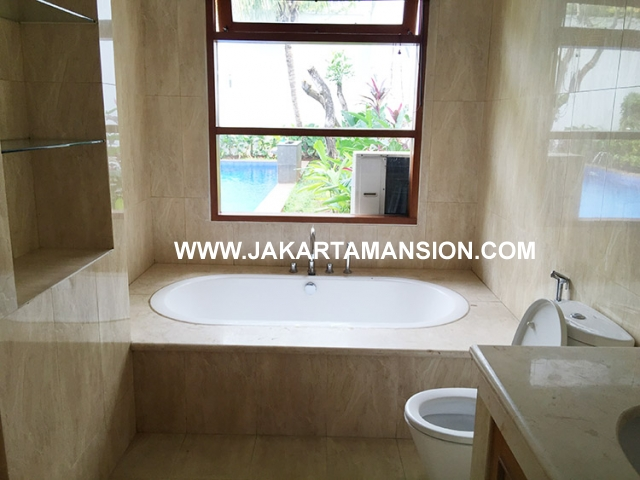 House for rent at Pejaten close to Kemang