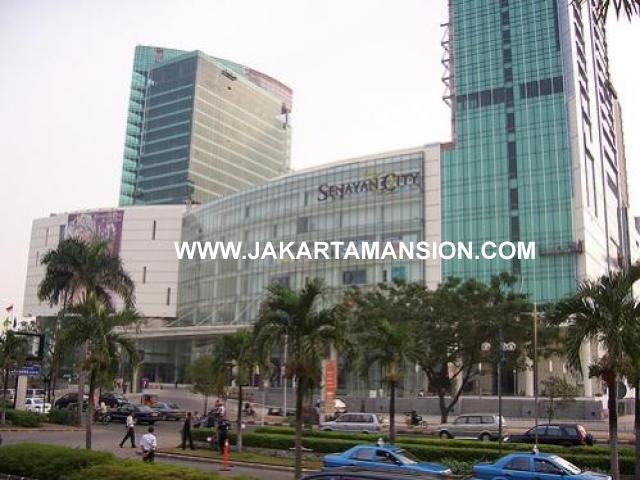 Apartement Senayan City For Rent and Sale Dijual Disewakan