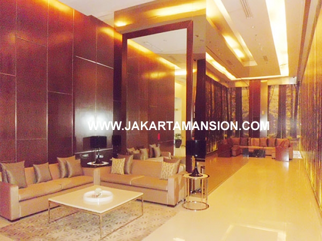 Penthouse Apartement Kemang Village Residence For Rent Lease Disewakan