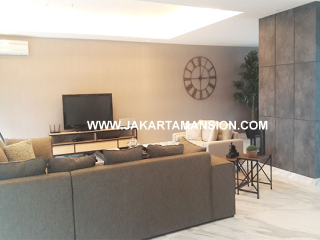 Apartement for Sale Penthouse Kemang Village Residence dijual fully furnished