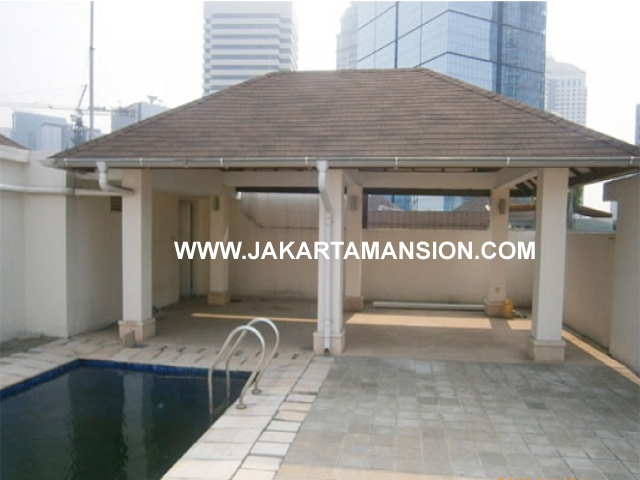 Penthouse Apartement Sudirman Residence Dijual with Private Pool For Sale