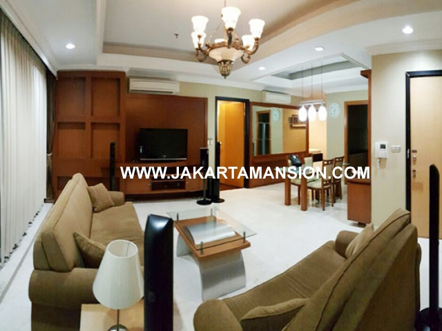 Apartement Setiabudi Residence Rasuna Said 3 bedrooms Dijual Private Lift