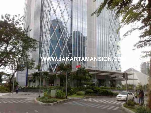 Equity Office Space 1 lantai SCBD Sudirman Senopati Dijual Murah Jarang ada