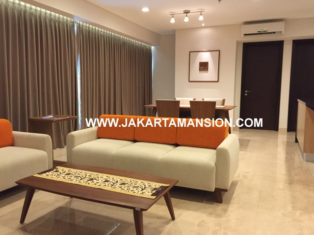 Apartment Setiabudi Sky Garden for rent at Kuningan