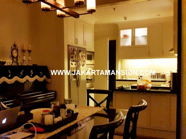 Apartement Capital Residence SCBD Sudirman Dijual Murah Furnished