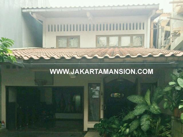 Rumah Jalan Tulodong SCBD Senopati Dijual Murah Jarang Ada