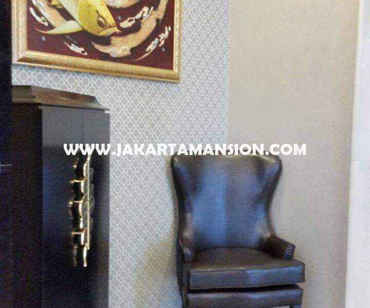 Dijual Apartement Senopati Suite Kebayoran Baru dekat SCBD Sudirman 3 bedrooms Murah