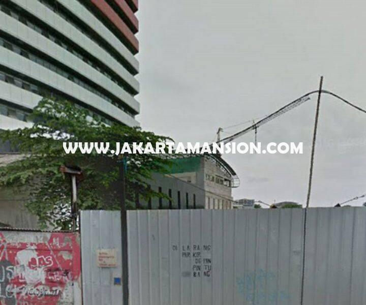Tanah Jalan Rasuna Said Kuningan Sebelah Gedung KPK Dijual Murah bisa bangun 33 Lantai