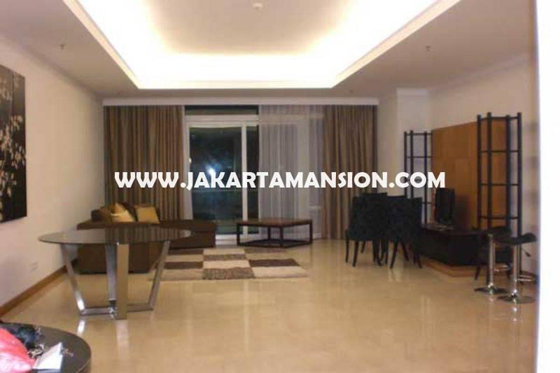 Apartement The Kempinski Residence Thamrin Dijual Murah 10 Milyar luas 225m view Bundaran HI