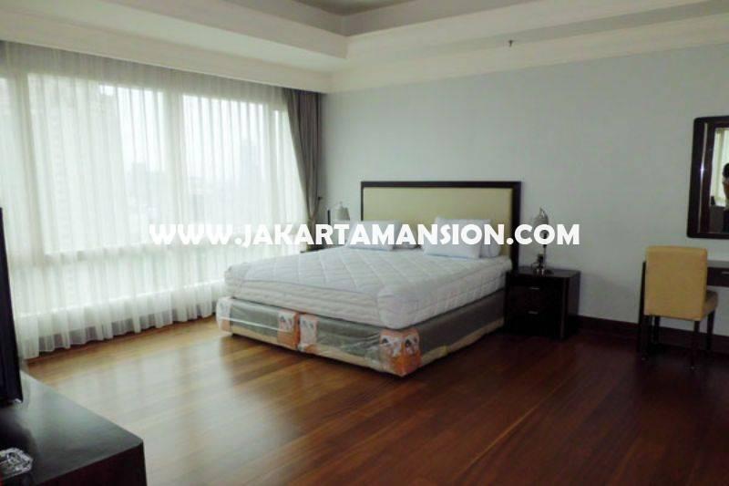 Apartement SCBD Suite Sudirman 3bedrooms luas 330m harga 18 Milyar Dijual