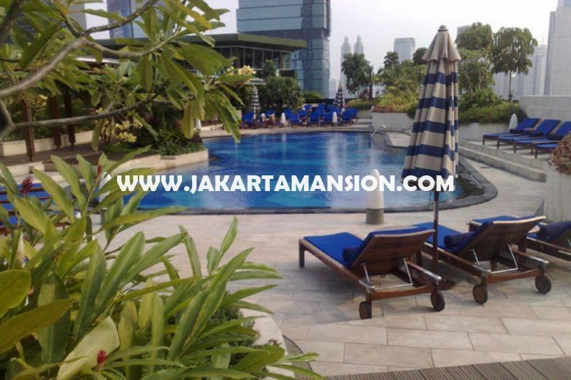 The Kempinski Residence Thamrin 3 bedrooms Dijual Murah 12 Milyar luas 261m view Bundaran HI