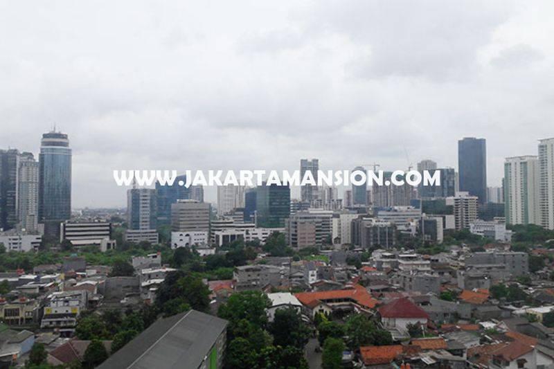 Apartement The Peak Residence Sudirman luas 119m Dijual Murah 5,3M
