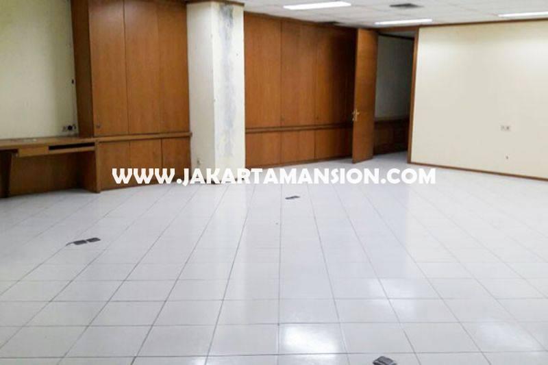 Gedung Kantor 4 Lantai di Menteng Jakarta Pusat Dijual Cepat Murah 85 Milyar