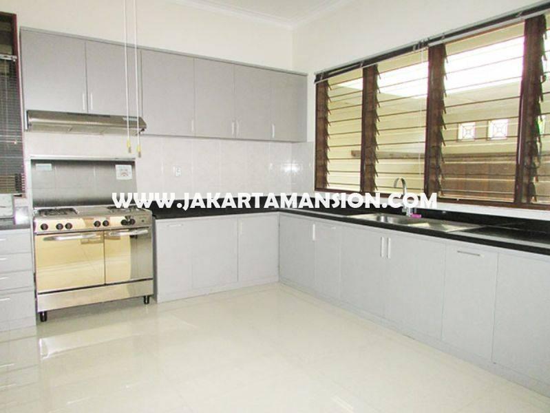 House for rent sewa lease at Senayan (Kebayoran Baru)