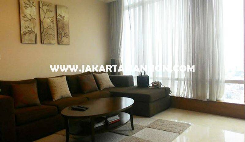 Kempinski Private Residence for rent sewa lease at Grand Indonesia Thamrin