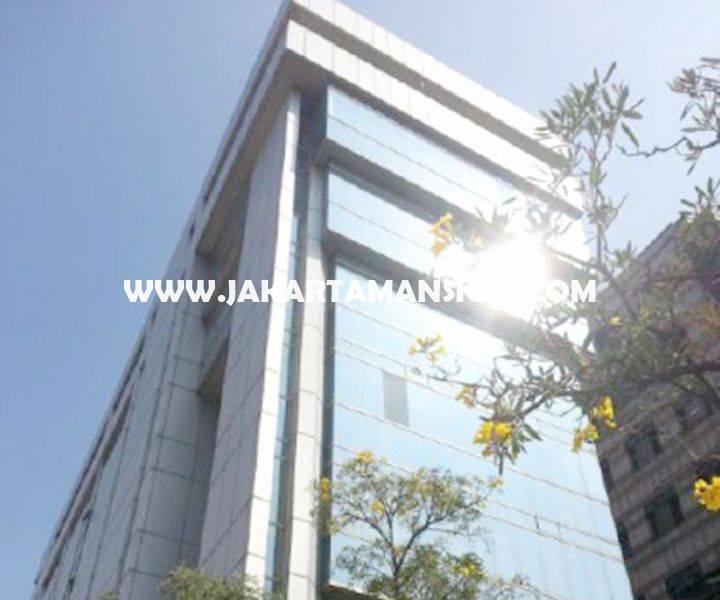 Gedung Kantor kebon sirih Jakarta Pusat Brand New Dijual Murah 9 Lantai
